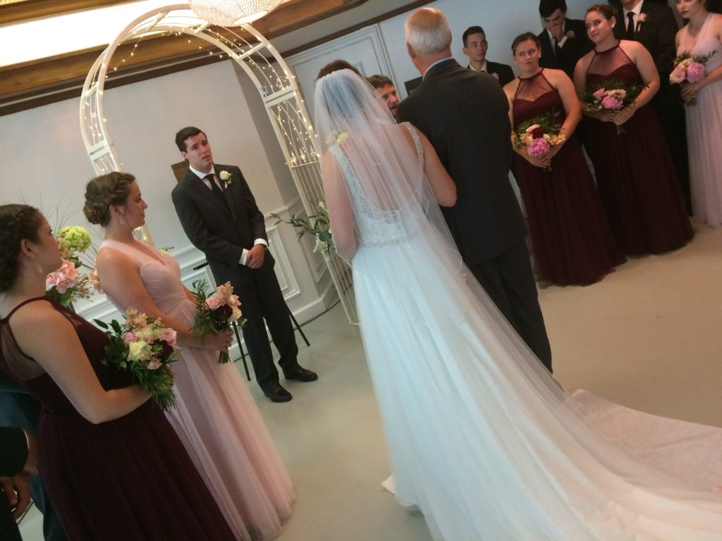 Milwaukee Wedding Sixth floor